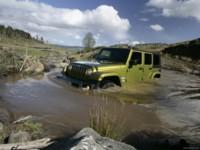 Jeep Wrangler Unlimited UK Version 2008 poster