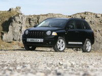 Jeep Compass UK Version 2007 poster