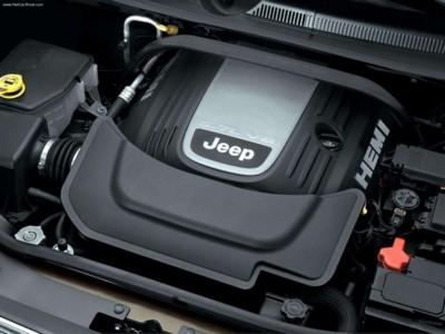 Jeep Commander 4x4 Limited 5.7 HEMI 2006 poster #579449
