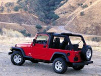 Jeep Wrangler Unlimited 2004 #579461 poster