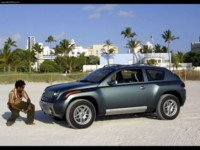Jeep Compass Concept 2002 #579470 poster