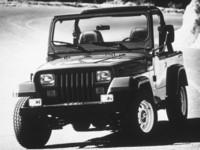 Jeep Wrangler 1987 poster