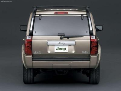 Jeep Commander 4x4 Limited 5.7 HEMI 2006 poster #579481