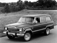 Jeep Wagoneer Limited 1978 poster