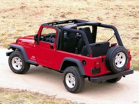 Jeep Wrangler Unlimited 2004 #579493 poster