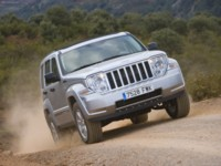 Jeep Cherokee 2008 poster