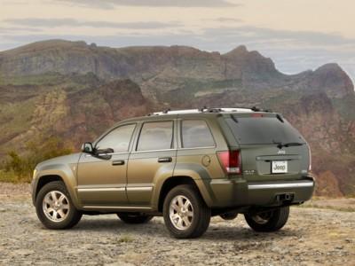 Jeep Grand Cherokee 2008 poster #579501