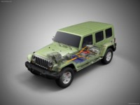 Jeep Wrangler Unlimited EV 2009 poster