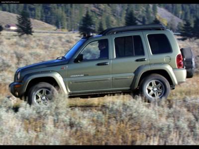 Jeep Cherokee Renegade 2003 poster #579513