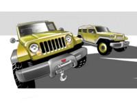 Jeep Rescue Concept 2004 poster