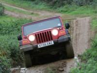 Jeep Wrangler UK Version 2005 poster