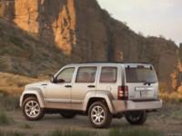 Jeep Liberty 2008 poster