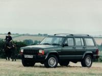 Jeep Cherokee UK Version 1996 poster