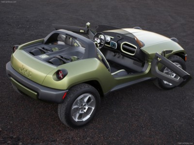 Jeep Renegade Concept 2008 poster #579544