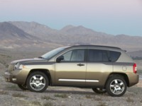 Jeep Compass 2007 poster