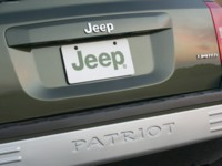 Jeep Patriot 2007 poster