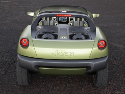 Jeep Renegade Concept 2008 poster #579562