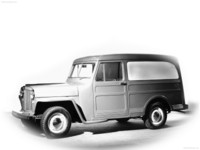 Jeep Panel Delivery 1946 poster