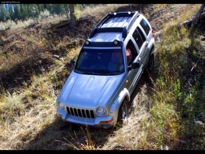 Jeep Cherokee Renegade 2003 poster #579579