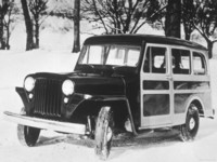 Jeep Station Wagon 1946 poster