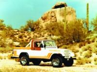 Jeep Scrambler CJ-8 1982 poster