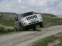 Jeep Patriot UK Version 2007 poster
