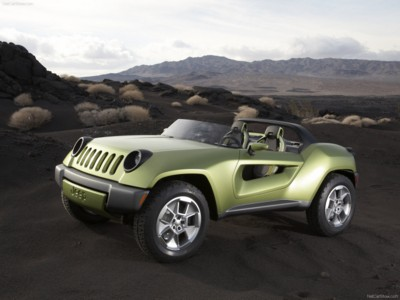 Jeep Renegade Concept 2008 poster #579615
