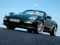 Porsche Boxster 2009 poster