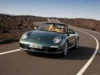 Porsche 911 Carrera 2009 poster