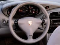 Porsche 911 Carrera 2003 poster