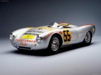 Porsche 550 Spyder 1953 poster