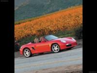 Porsche Boxster 2005 poster