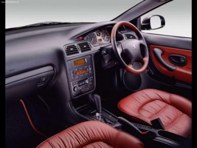 Peugeot 406 Coupe 2001 Poster 585966 Printcarposter