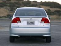 Honda Civic Hybrid 2005 poster