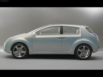 Hyundai E-Cubed Concept 2004 poster #602098