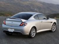 Hyundai Tiburon Coupe 2007 poster