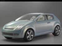 Hyundai E-Cubed Concept 2004 poster