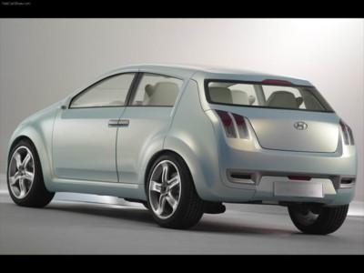 Hyundai E-Cubed Concept 2004 poster #602480