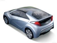 Hyundai Blue-Will Concept 2009 poster