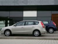 Hyundai i30 Estate 2008 poster