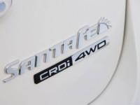 Hyundai Santa Fe 2010 poster