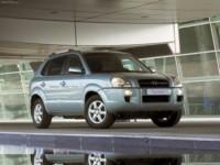Hyundai Tucson 2005 poster