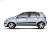 Hyundai Getz 2005 poster