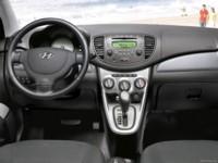 Hyundai i10 2008 poster