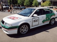 Skoda Octavia RS WRC Limited Edition 2001 poster