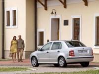 Skoda Fabia Sedan 2005 #604694 poster