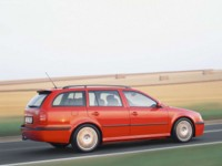 Skoda Octavia Combi RS 2003 poster