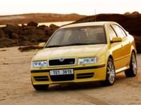 Skoda Octavia RS 2003 poster