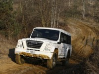 Iveco Massif 2008 poster