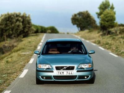 Volvo S60 R 2003 Poster 608367 Printcarposter